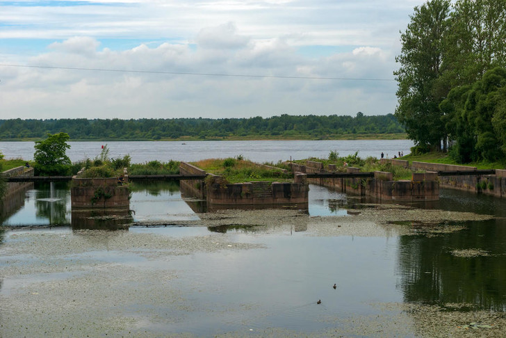 Фото №3 - Грандиозная затея Петра: 14 загадок Староладожского канала