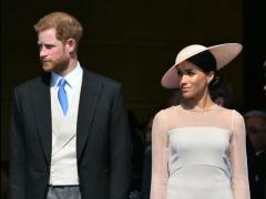Стало известно, когда принц Гарри и Меган Маркл лишатся статуса королевских особ