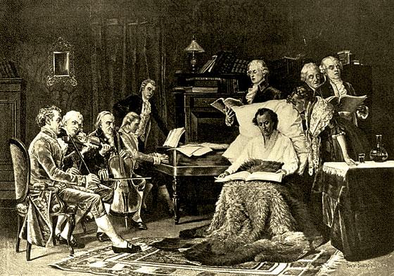 Фото №3 - Моцарт: убийство со многими неизвестными