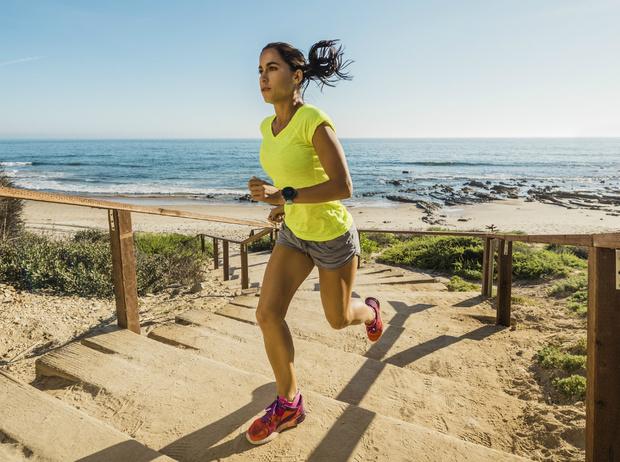 Фото №2 - Солнечная активность: обзор лучших фитнес-упражнений для пляжа