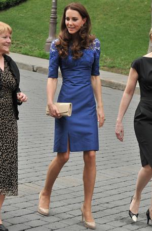 Фото №82 - Любимые бренды одежды герцогини Кембриджской
