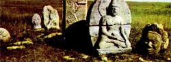 Фото №1 - Подземные храмы «мертвой страны»
