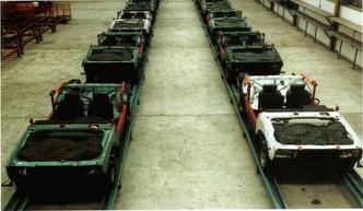 Конвейер Bohse Automobilbau— раздетые «пятерки» превращаются…