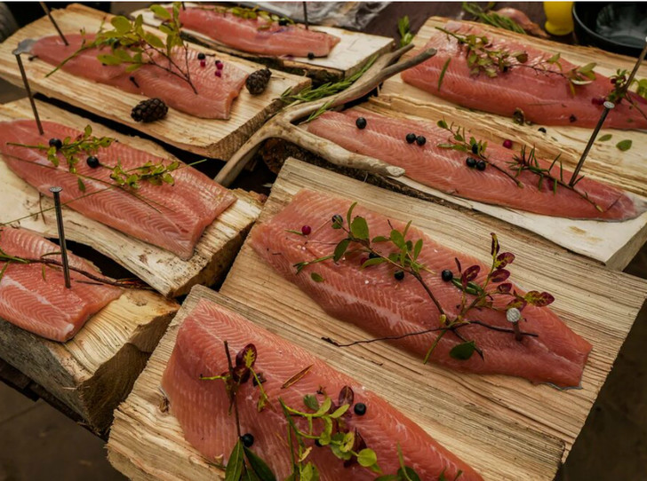 Фото №5 - Высокая кухня в Карелии: шефы московских ресторанов о гастротуре по просторам России