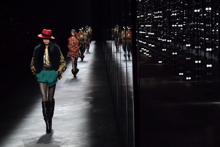 Фото №12 - 7 запоминающихся шоу на Неделе моды в Париже