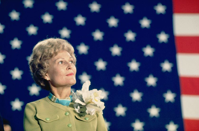 Фото №14 - От Жаклин Кеннеди до Мишель Обамы: 6 Первых леди США ирландского происхождения