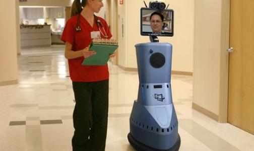 Фото №1 - К пациентам петербургской больницы на осмотр приходит аватар врача