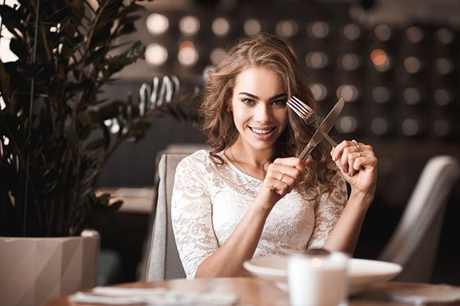 этикет за столом, как вести себя в ресторане