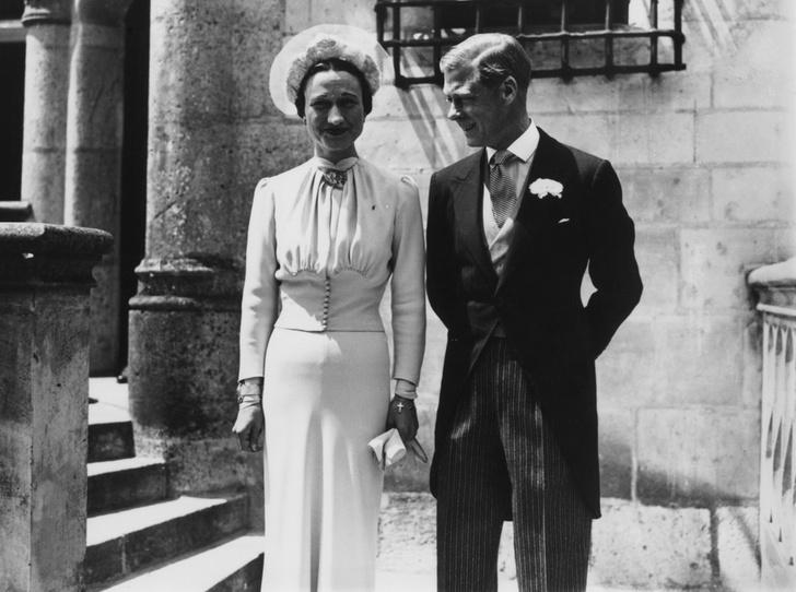 Фото №5 - История с отречением Эдуарда VIII: как Уоллис Симпсон стала проектом Гитлера