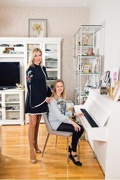 Фото №5 - Анастасия Трегубова: «Детям приятно видеть маму счастливой»