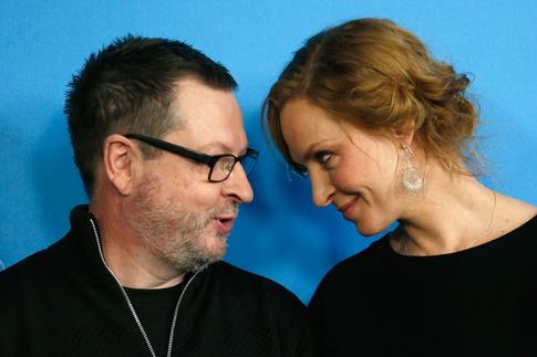 Ума Турман (Uma Thurman), Ларс фон Триер (Lars von Trier)