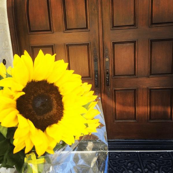Фото №29 - Звездный Instagram: Знаменитости и цветы