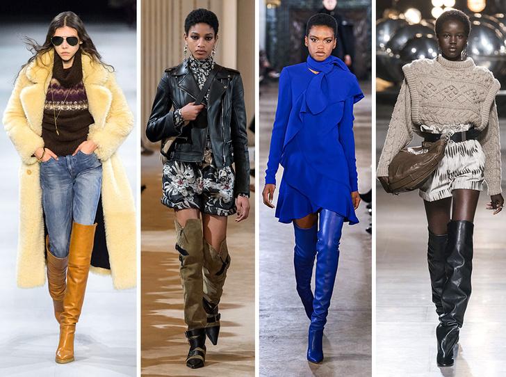 Фото №10 - 10 трендов осени и зимы 2019/20 с Недели моды в Париже