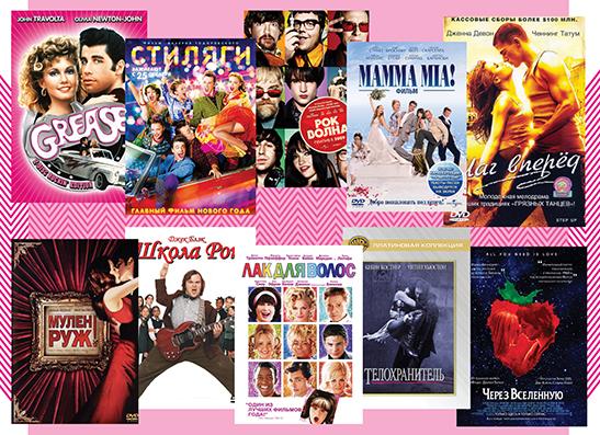 Фото №1 - 10 самых музыкальных фильмов