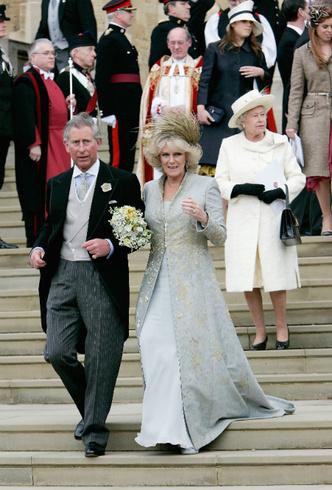 Фото №5 - Почему Королева не пришла на свадьбу принца Чарльза и Камиллы
