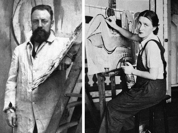 Фото №1 - Больше, чем любовь: как сиделка художника Матисса стала его последней музой