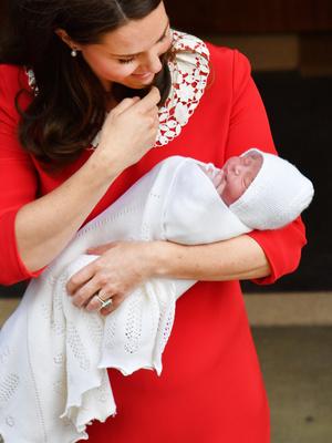 Фото №20 - Общий гардероб: 10 раз, когда Джордж, Шарлотта и Луи носили одежду друг друга