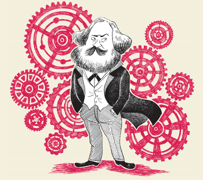 Фото №1 - Карл Маркс: есть ли жизнь до «Капитала»