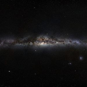 Фото №1 - Снимок черной дыры