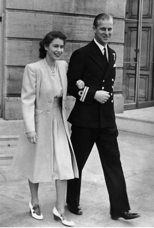 Фото №4 - Любовь в подарок: как случайность положила начало отношениям Елизаветы и принца Филиппа