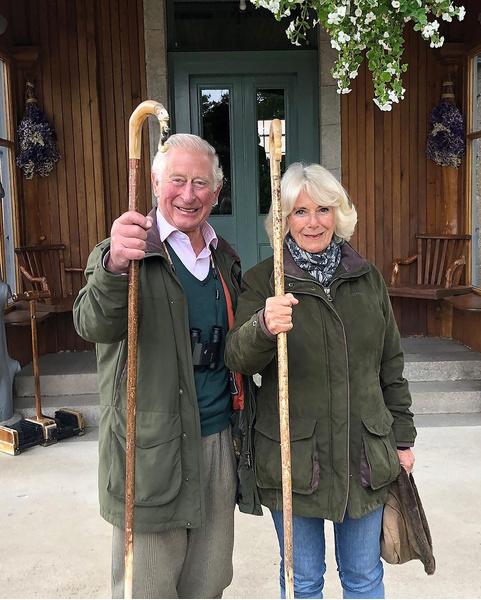 Фото №22 - Любовь сквозь годы: 20 самых трогательных фото принца Чарльза и герцогини Камиллы