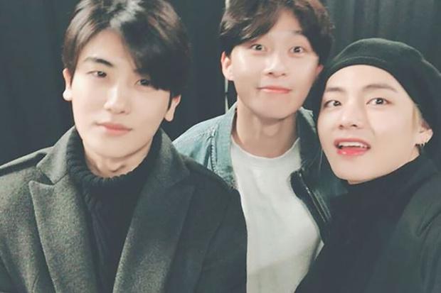 Фото №1 - 5 корейских дорам, которые стали началом прекрасной дружбы актеров