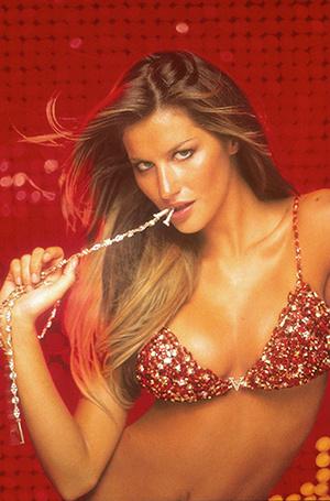 Фото №11 - Полцарства за бюстгальтер: как выглядят все драгоценные Fantasy Bra Victoria's Secret