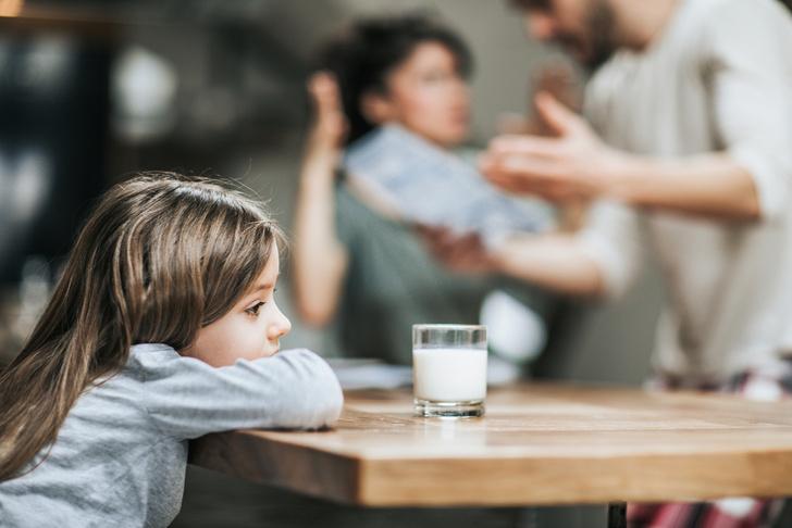 Как сообщить ребенку о разводе родителей советы психолога