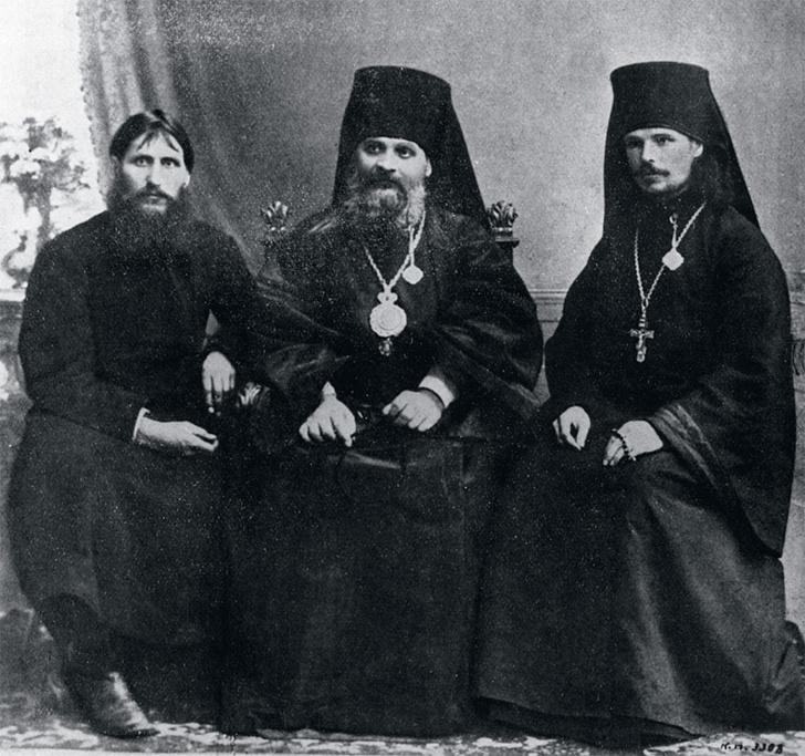 Фото №4 - 11 мифов о Григории Распутине