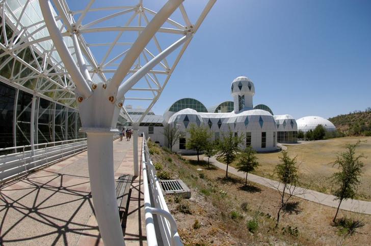 Фото №6 - «Биосфера-2»: двухлетний эксперимент по выживанию в замкнутой среде, который провалился