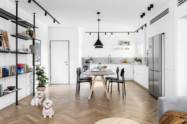 Фото №5 - Светлая квартира 100 м² для молодой семьи в Тель-Авиве