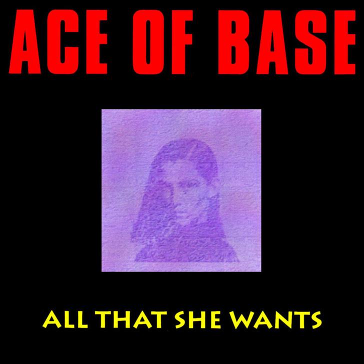 Фото №2 - История одной песни: «All That She Wants» Ace Of Base