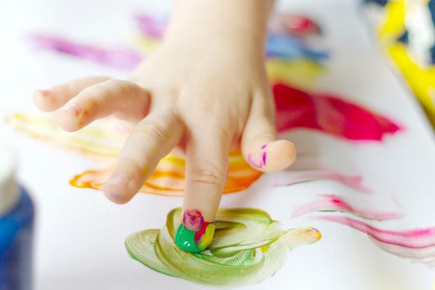 Фото №3 - Пальчиковые краски для малышей