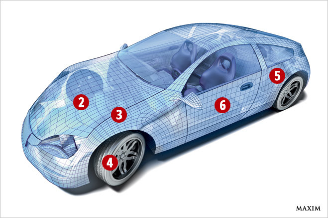 Фото №1 - Как обманывают при покупке автомобиля с пробегом