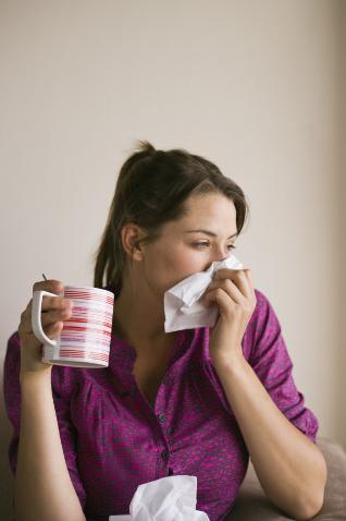Фото №1 - Заложенность носа без насморка: причины и средства избавления