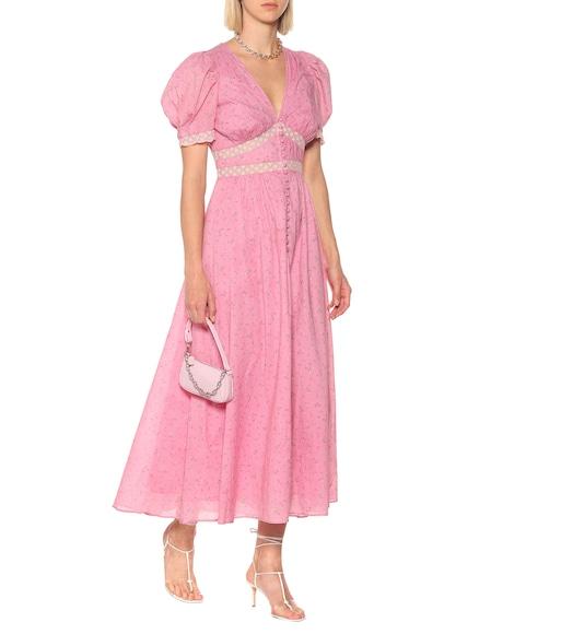 Фото №8 - 15 цветочных розовых платьев как у Селены Гомес в новом видео De Una Vez