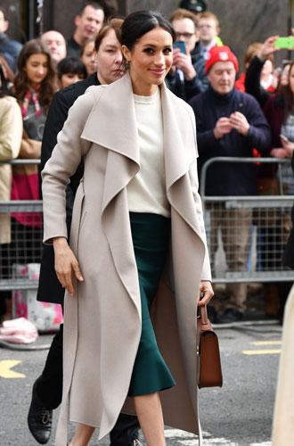 Фото №26 - Новая (старая) Меган Маркл: как изменится стиль герцогини после ухода из БКС
