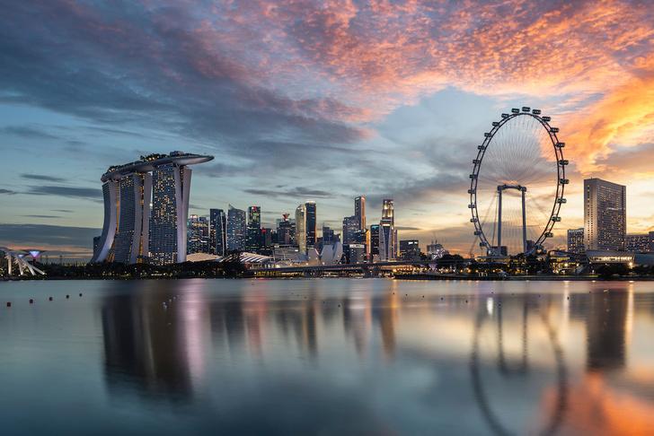 Фото №1 - Город будущего: 4 причины отправиться в Сингапур