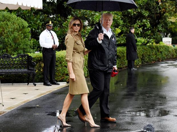 Фото №2 - 5 ложек дегтя: почему стиль Мелании Трамп не так хорош, как кажется