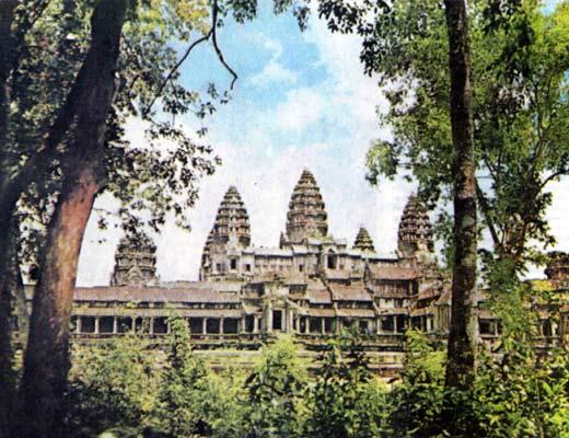 Фото №1 - Возвращение к Ангкор-Вату