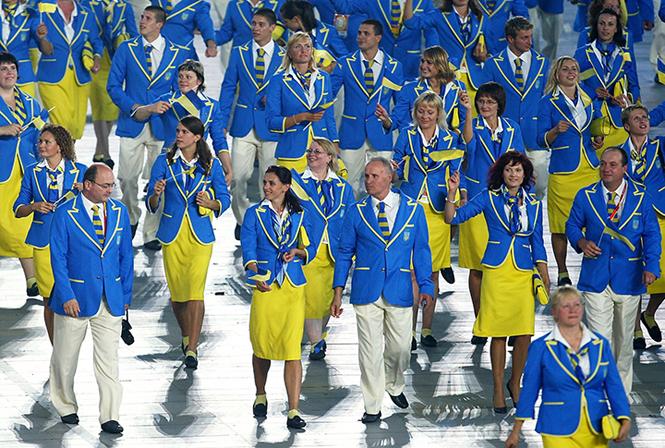 Фото №5 - От Лубутена до H&M: самая обсуждаемая форма олимпийцев-2016