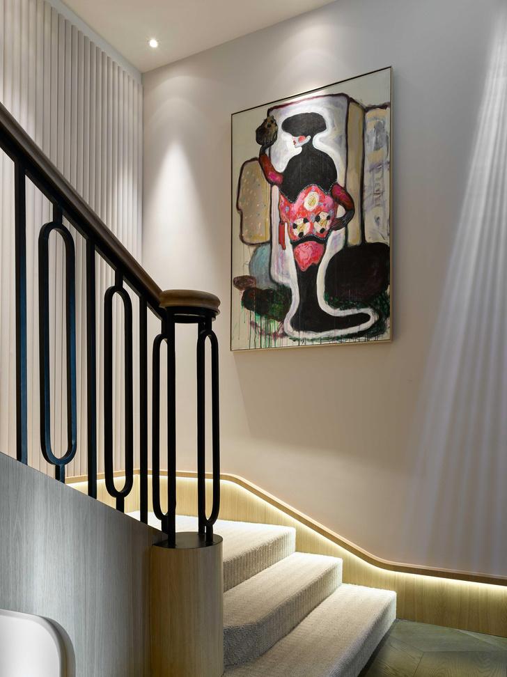 Фото №7 - Ресторан Savva по дизайну Ирины Глик