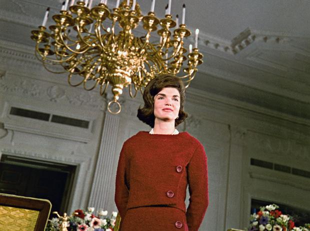 Фото №1 - Классика с личным акцентом: как первые леди США меняли Белый дом