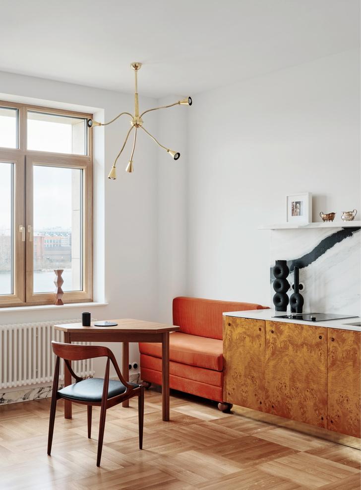 Фото №5 - Квартира 49 м² в Санкт-Петербруге