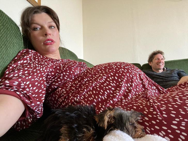 Фото №8 - Звезды, которые жутко растолстели за беременность: 10 фото