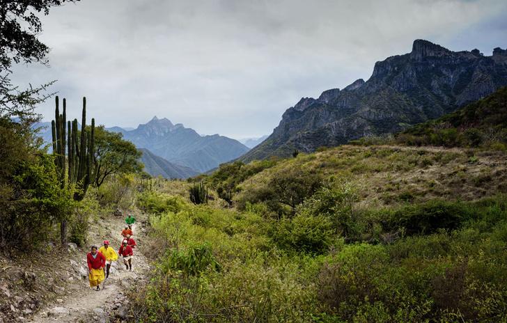 Фото №1 - Индейцы тараумара: рожденные бежать