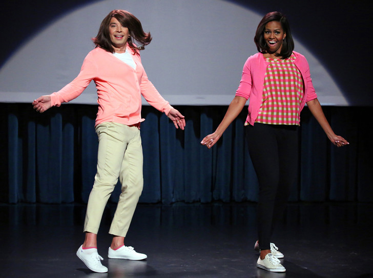Фото №6 - Мишель Обама и ее триумф: как проходило «становление» Первой леди