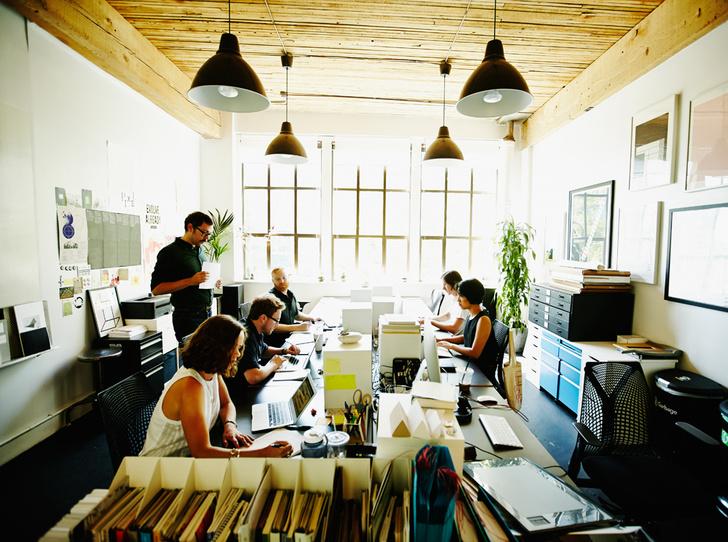 Фото №1 - Корпоративное общежитие: почему офисы открытого типа подходят не всем
