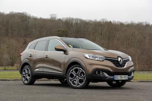 …а это «Кашкай» французского разлива— Renault Kadjar