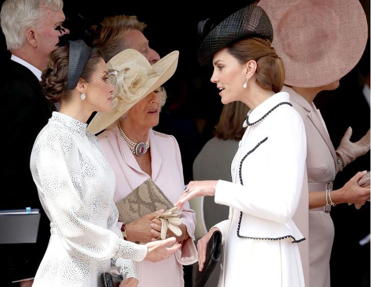 Фото №3 - Высокомерие Короны: как герцогиня Камилла отзывалась о Кейт после знакомства